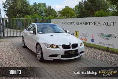 BMW M3 z Ceramic Pro Strong 9H
